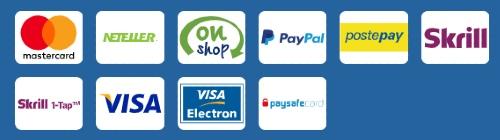 Metodi pagamento Eurobet