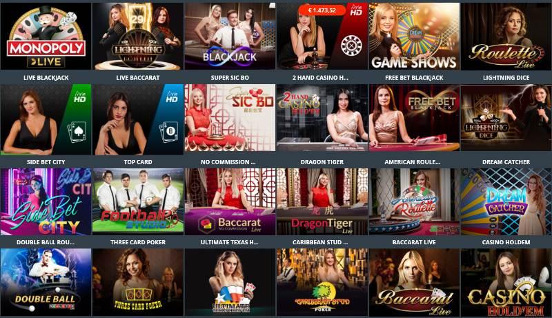 live casino codere